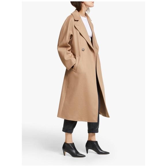 MaxMara Jackets & Blazers - Vintage MaxMara Camel Swing Coat